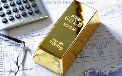 GOLD'S WORST DROP IN AGES!